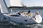Frances, a BRAND NEW Elan 444 for 2012